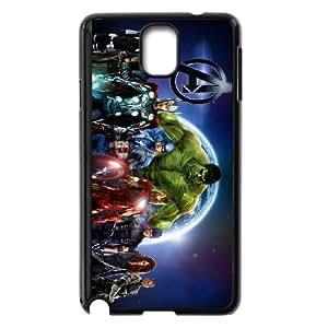 Samsung Galaxy Note 3 Cell Phone Case Black Avengers SLI_690014
