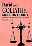 David and Goliath in the Modern Court, Virgilio J. Santiago, 1426945728