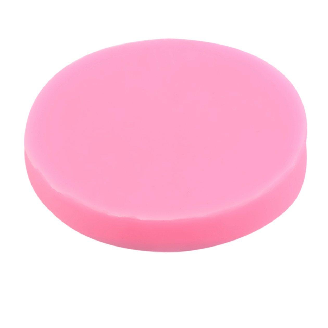 55 10mm Riutilizzabile Antiaderente 3D Delfino Granchio Cavalluccio Marino Angelo Pesce commestibile Torta al Silicone Fondente Muffa del Cioccolato Popolare BIYI Rosa 55 Rosa
