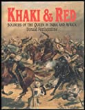 Khaki and Red, Donald Featherstone, 1854092626