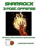 Shamrock 3 Post Offense: Offense versus any half court defense