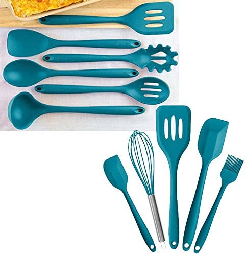 StarPack 0027 6 Pc Silicone Kitchen Utensils product image