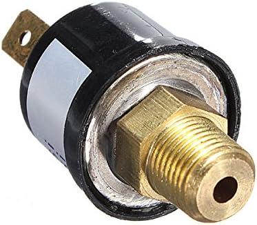 GOZAR Tromba Treno Compressore Clacson Pressostato Aria 90-110 Psi 12V