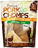 Premium Pork Chomps Roasted Earz Pork 10 Count