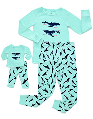 Price comparison product image 2 Piece Matching Doll Fish 5 Years