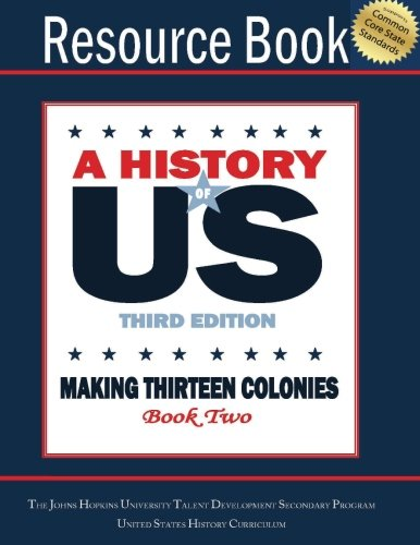 Making Thirteen Colonies Resource Book