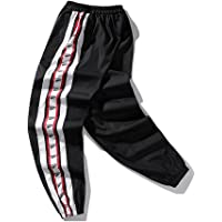 Pantalones Deportivos Hombre Harem Jogger Pantalones Hombres Mujeres Hip Hop Fashion Casual Pasos Pantalones Streetwear…