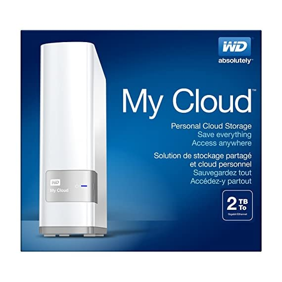 WD 6TB My Cloud Mirror Gen 2 Personal Network Attached Storage - NAS - WDBWVZ0060JWT-NESN (Renewed) 6 Centralized, whole-home storage Mobile and remote web access, Backs up PC and Mac computers Photo and video backup for smartphones and tablets, Operating System - Windows/Mac