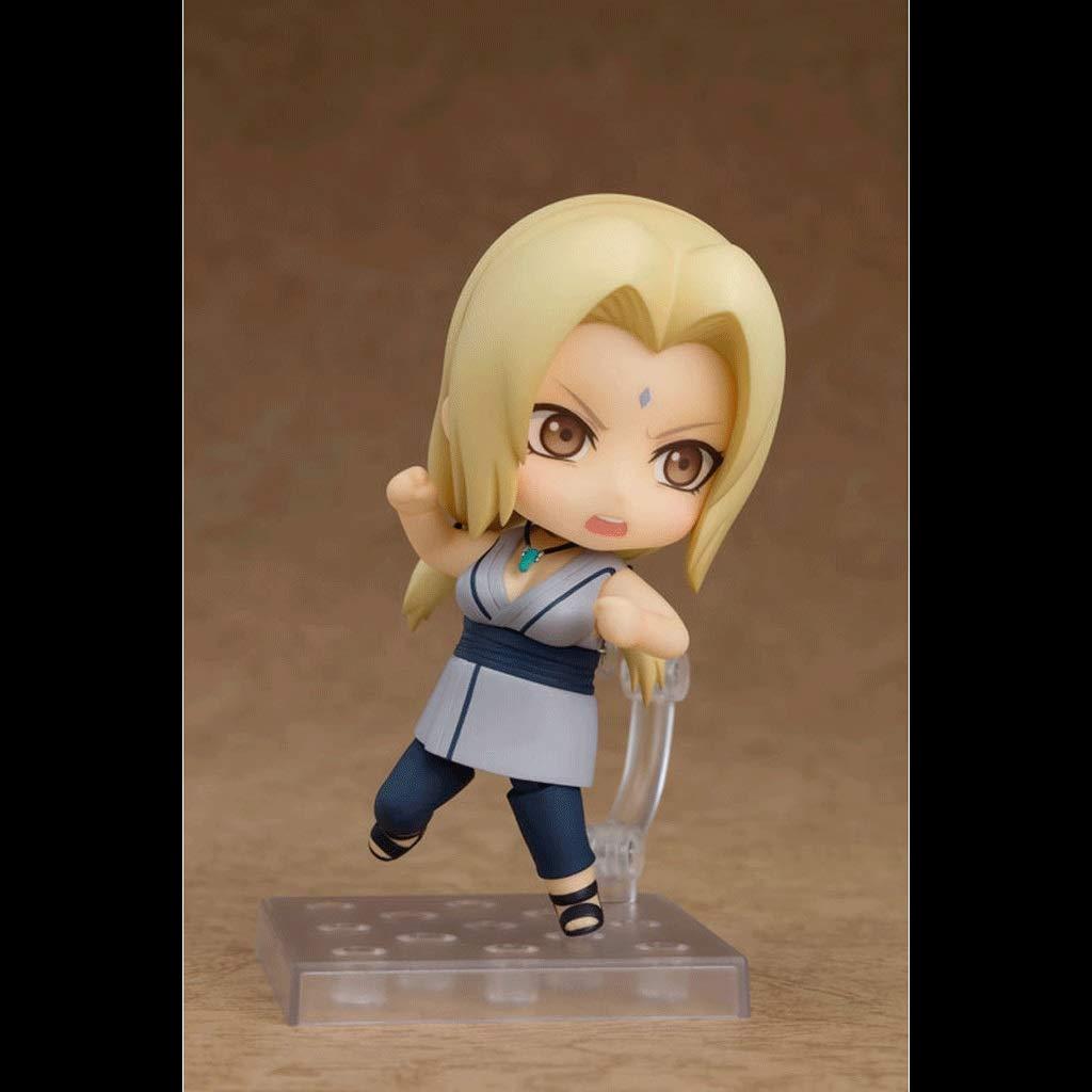 Tsunade Nendoroid Figura de acci/ón Asd123456 Naruto Shippuden