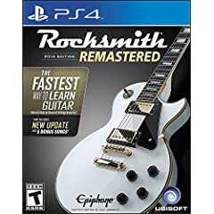 Ubisoft Announces Rocksmith 2014 Edition - Remastered - The Fastest Way to Learn Guitar