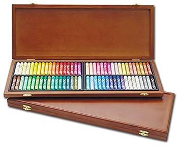 Mungyo Gallery Oil Pastels Wood Box Set