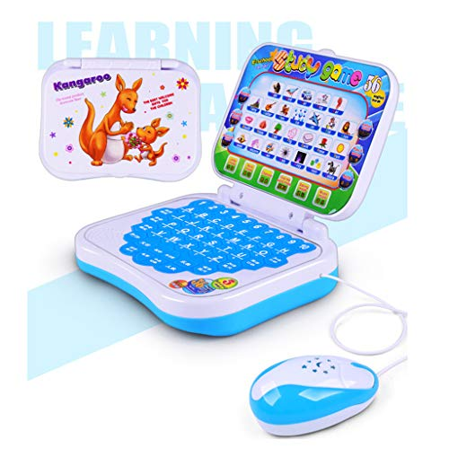Flameer Laptop Baby Preschool Children Educational Learning Toy