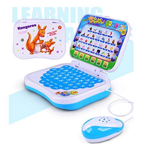 (Flameer Laptop Baby Preschool Children Educational Learning Toy)