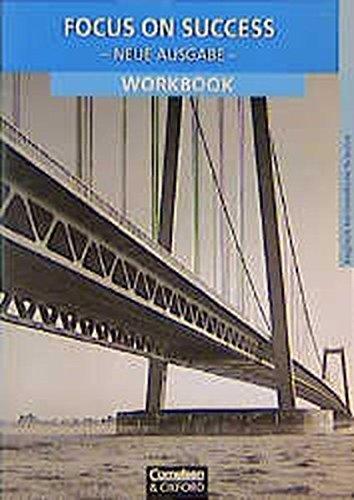 Focus on Success, Grundausgabe, Neubearbeitung, Workbook