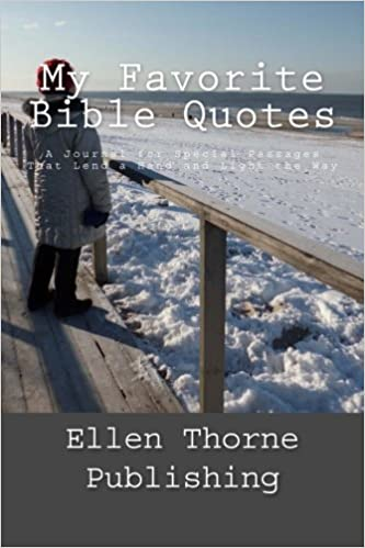My Favorite Bible Quotes: A Journal for Special Passages ...