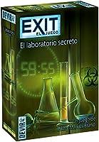 Devir - Exit: El laboratorio secreto (BGEXIT3)