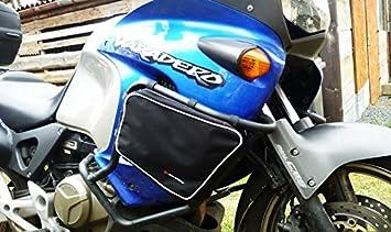Taschen Für Sturzbügel Honda Xl1000v Varadero 99 02 Auto