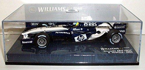 1/43 BMW FW27 Williams F1 TEAM invent #8(ホワイト×ブルー) 400050008