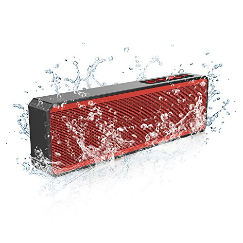 Bluetooth Subwoofer Waterproof Hand free Dual Driver product image