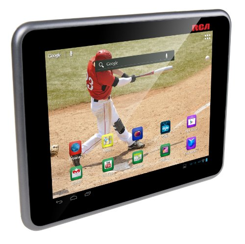 RCA DMT580DU Mobile TV 8 Inch 8GB Tablet (TV app download required) by RCA (Image #3)
