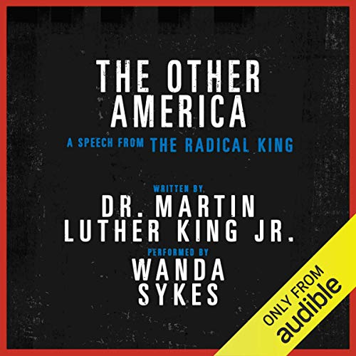 In a rousing speech on race, poverty, and economic justice - given less than a year before his assassination - Martin Luther King Jr. drives home the mission behind his Poor People's Campaign. It is a clear-eyed look at the disparity of wealth in ...