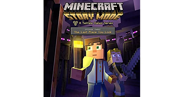 Amazon.com: Minecraft: Story Mode - Episode 3: The Last ...