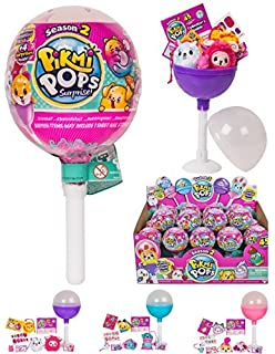 Pikmi Pops SEASON 2 Surprise Pack (1-Pack) - 2 PC SCENTED MINI