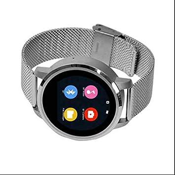 Reloj inteligente Bluetooth GPS Tracker, apariencia Vogue, pantalla HD, contador de calorías deporte