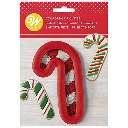 Candy Cane Cookie Cutter - Comfort-grip Cookie Cutter 4