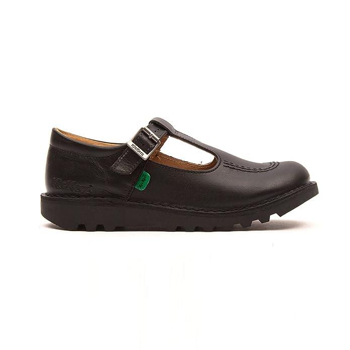 Amazon.com: Kickers Kick T J Core Negro piel Zapatos: Shoes