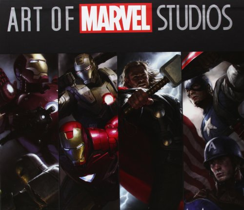The Art of Marvel Studios