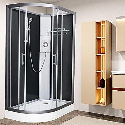 Vidalux Pure E - Ducha eléctrica para Ducha (1,200 x 800 cm, sin ...