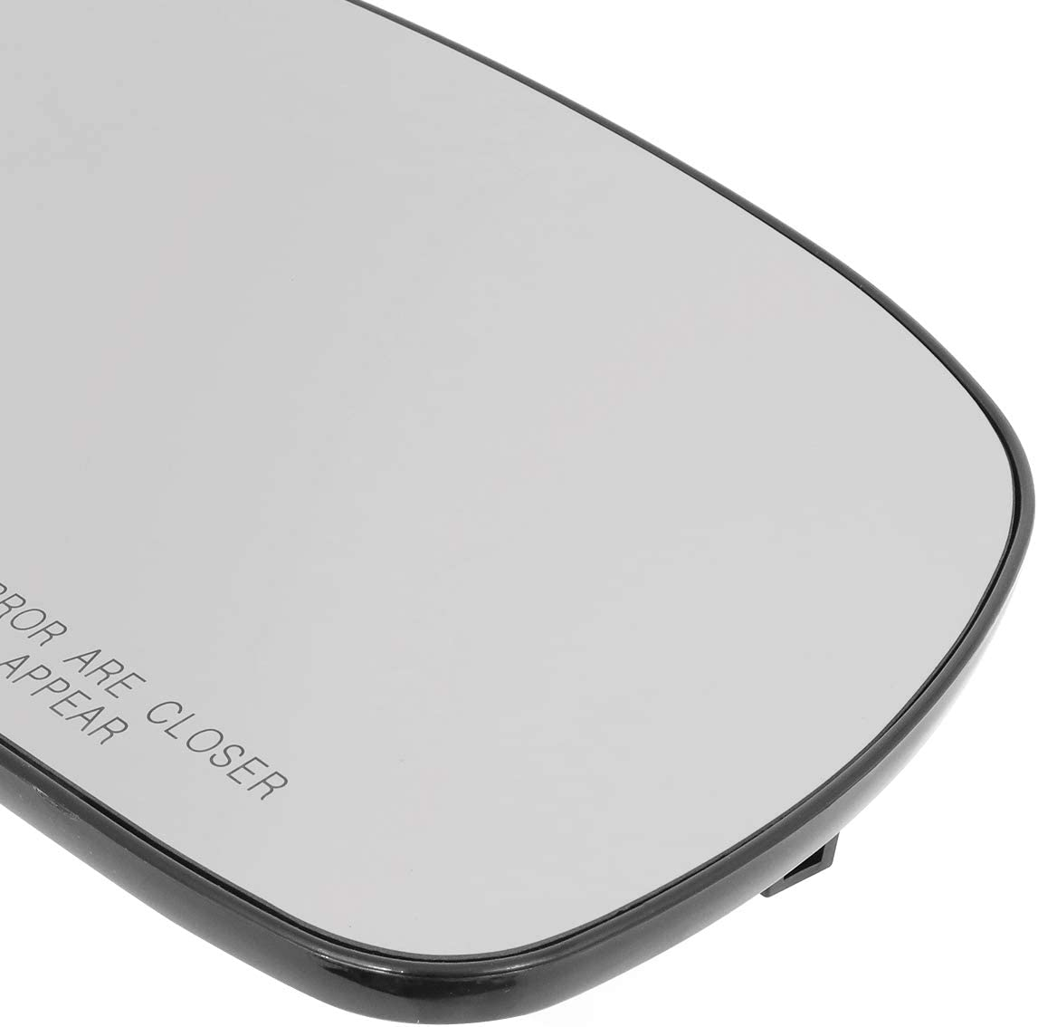 DNA Motoring SMP-057-R Right//Passenger Side Door Rear View Mirror Glass Lens w//Heater