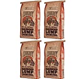 Best Lump Charcoals - Cowboy 24220 Lump Charcoal, 20-Pound 4 Pack Review