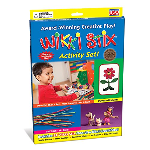 WikkiStix Activity