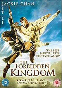 Forbidden Kingdom [DVD]: Amazon.co.uk: Jackie Chan, Jet Li ...