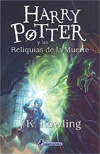 SPA-HARRY POTTER Y LAS RELIQUI: Amazon.es: Rowling, J. K.: Libros