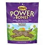 Zuke's Power Bones Dog Treats Tasty Beef Recipe — 6 oz, My Pet Supplies