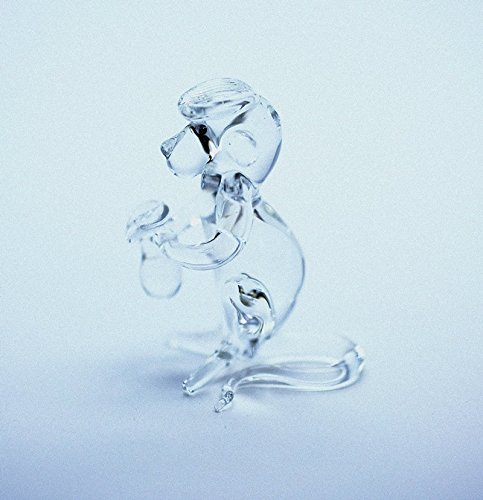 3 D Crystal Toy Lucky Monkey Hand Bowl Glass Dollhouse Miniatures Decoration CoolPrice Glass