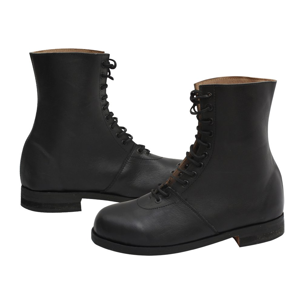 Vintage Boots- Buy Winter Retro Boots 10Code Ladies Civil War Leather Lace-up Shoes £65.55 AT vintagedancer.com