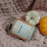 Fall pumpkin Soy Candle