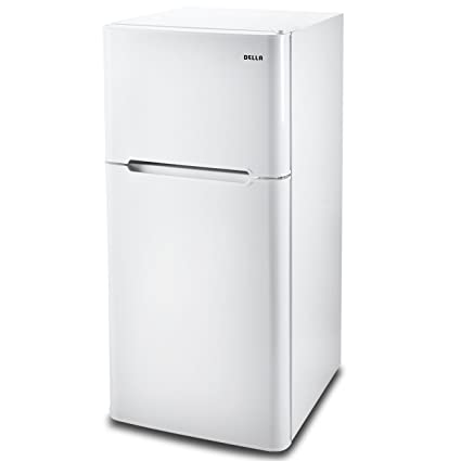 Beau Della 4.5 Cu. Ft. Mini Compact Refrigerator Freezer Home Shelf Cooler W/  Drawer