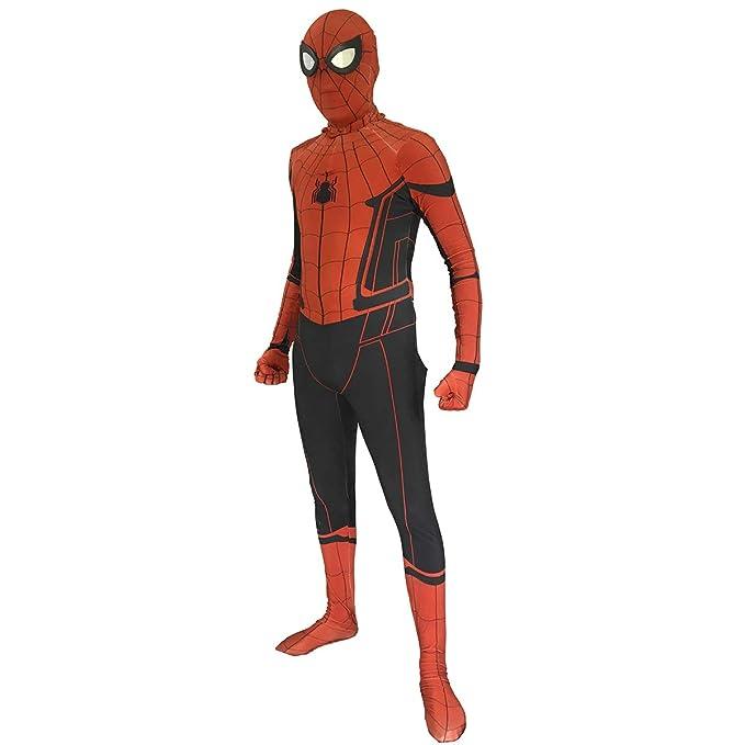 Amazon.com: Spider-Man - Disfraz de Spiderman para disfraz ...