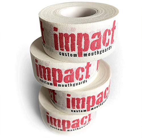 Impact Stay Stuck Athletic Tape for Boxing, Jiu-Jitsu, MMA, Cross-Fit, Martial Arts, Wrestling, Hockey, Rugby and -