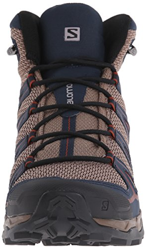 Salomon X Ultra Mid Aero toporagno/deep blue/deep red