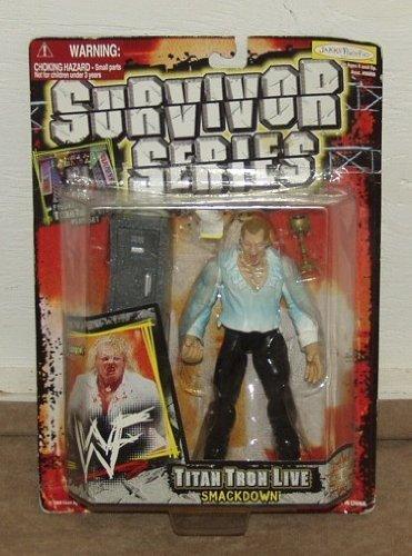 1999-WWF-Survivor-Series-Titan-Tron-Live-Smackdown-Gangrel-Action-Figure