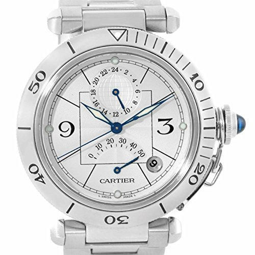 Cartier Pasha automatic-self-wind mens Watch W31037h3 (Certified Pre-owned)