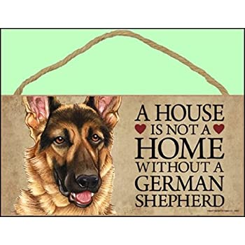 German shepherd home pictures.