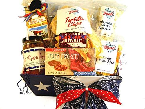 Austin Snackin' Basket (Gift Baskets Austin)