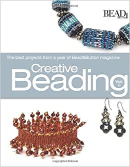 Creative beading vol 2 bead button books editors of creative beading vol 2 bead button books editors of beadbutton magazine 9780871162441 amazon books fandeluxe Images
